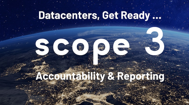 Scope-3 datacenters get ready