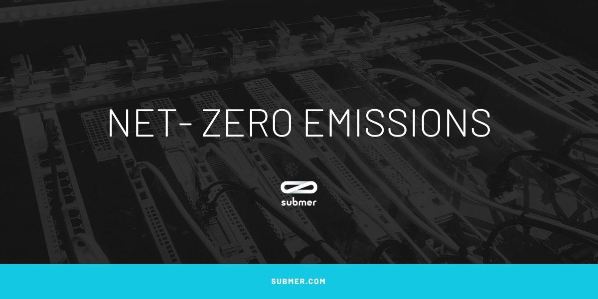 Net zero emissions agreement