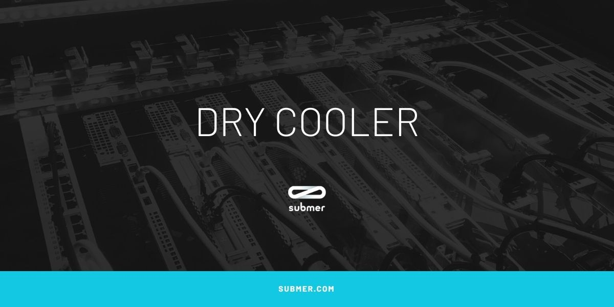 What is a dry cooler?