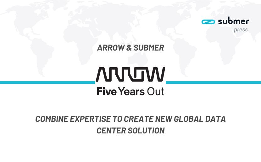 arrow and submer sign agreement