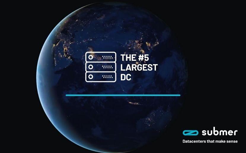 Top largest datacenters